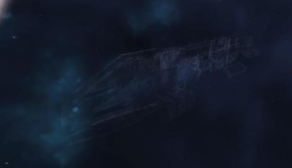 Stealth Minmatar Destroyer