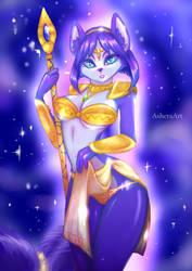 Krystal Starfox by AsheraArt