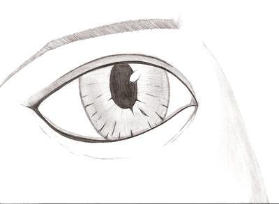 The Eye by AquariusTheAngel