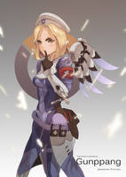 Mercy (With line) by gunppang