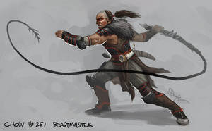 Beast Master by lordbaells