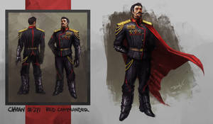The Red Commander