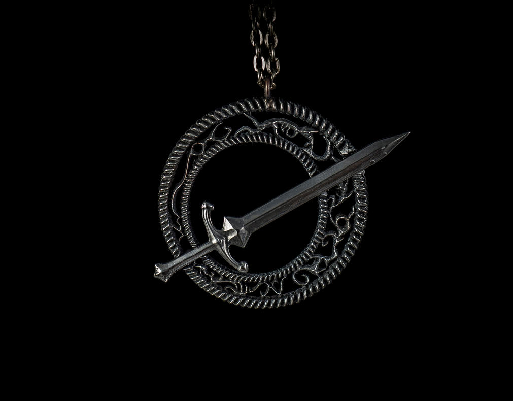 Dark souls 3 blade of the darkmoon silver pendant by kristoliiva on dark souls 3 blade of the darkmoon silver pendant by kristoliiva aloadofball Image collections