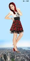 Ariana Grande giantess