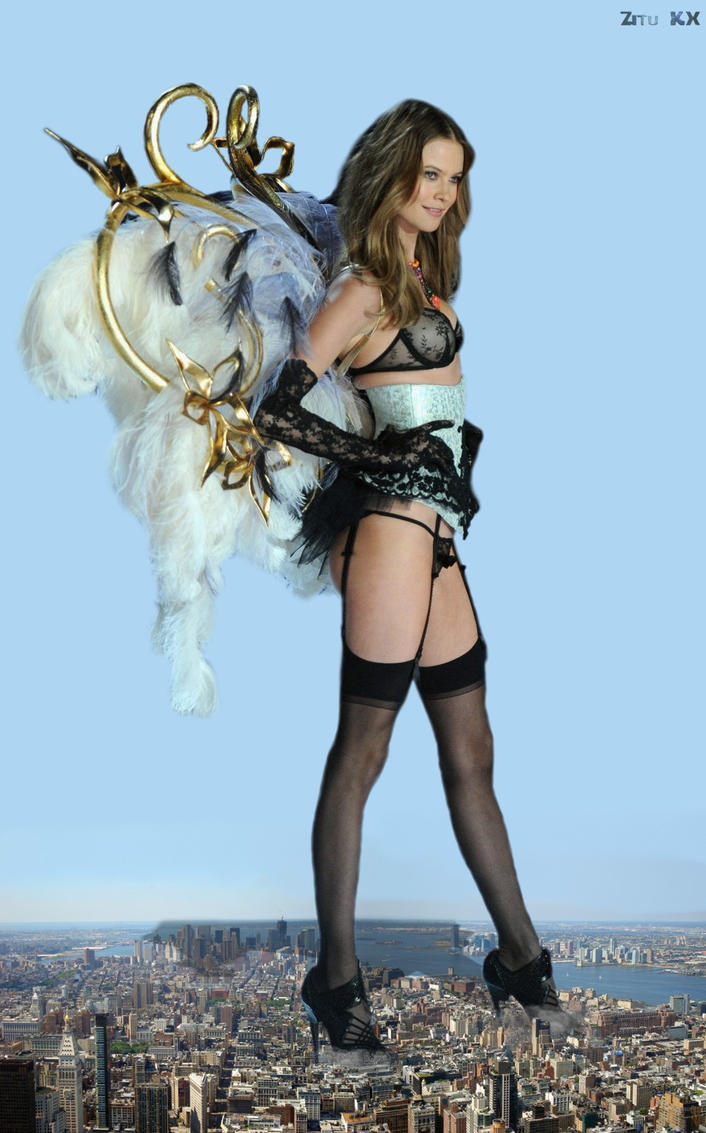Mega Behati Prinsloo (Victoria's Secret Angel) by ZituKX
