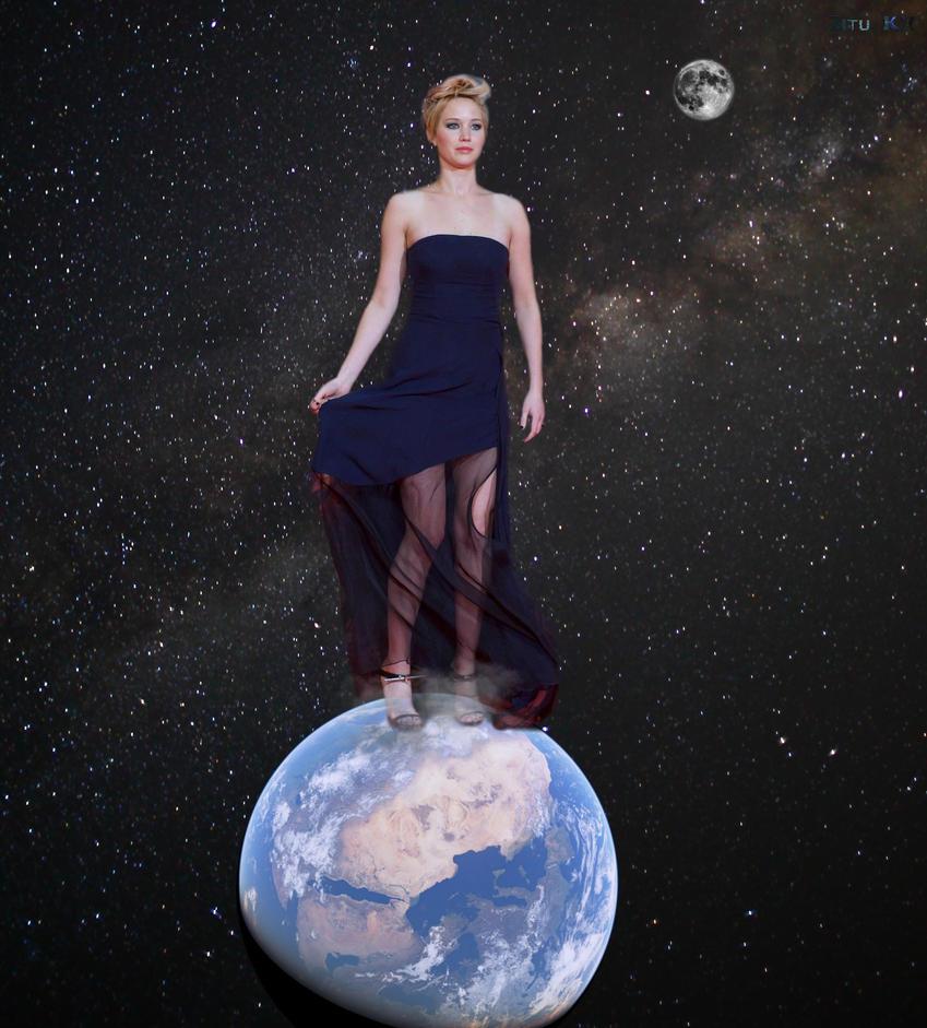 Growing Jennifer Lawrence (6 of 12) by ZituKX