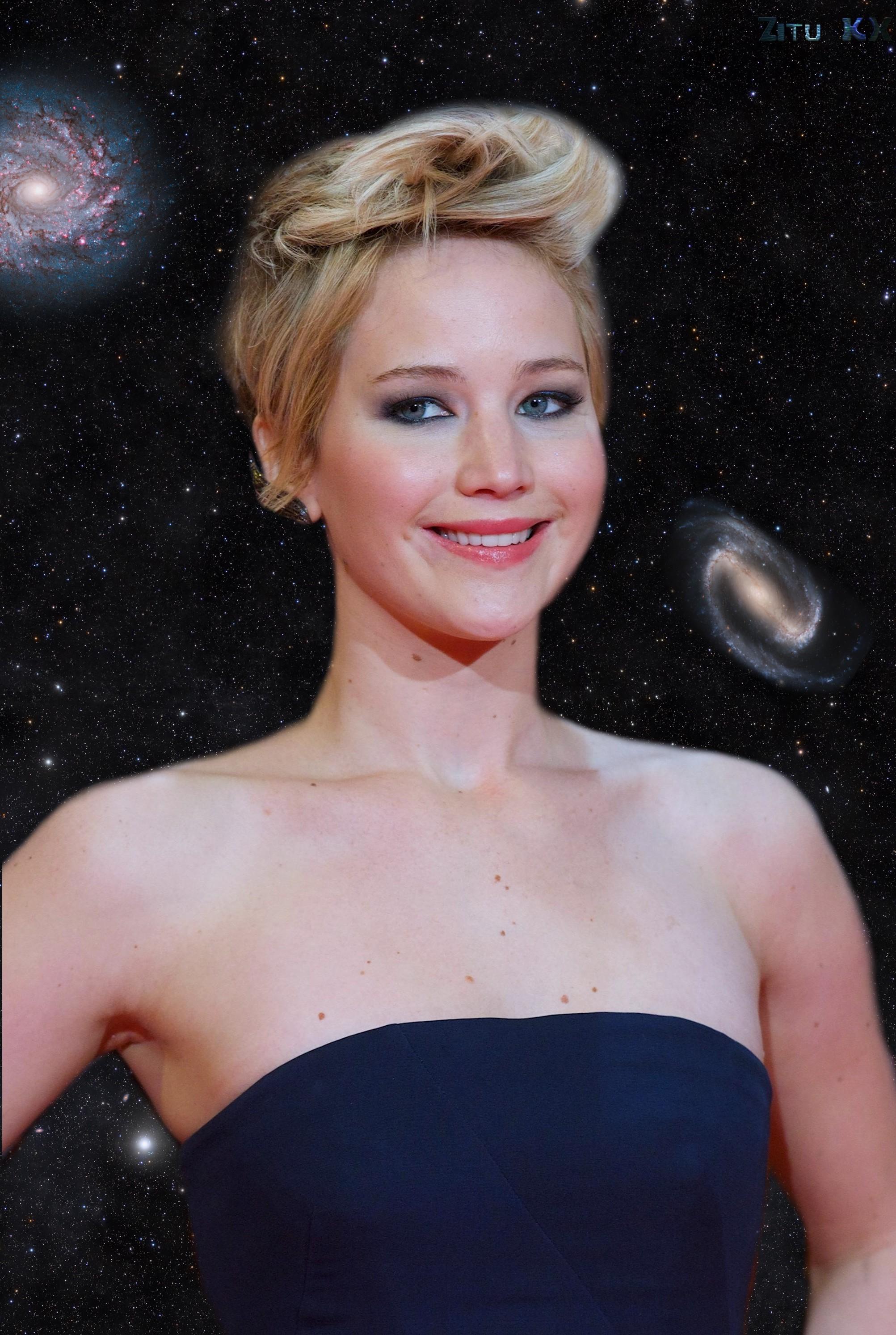 Growing Jennifer Lawrence (9 of 12) by ZituKX