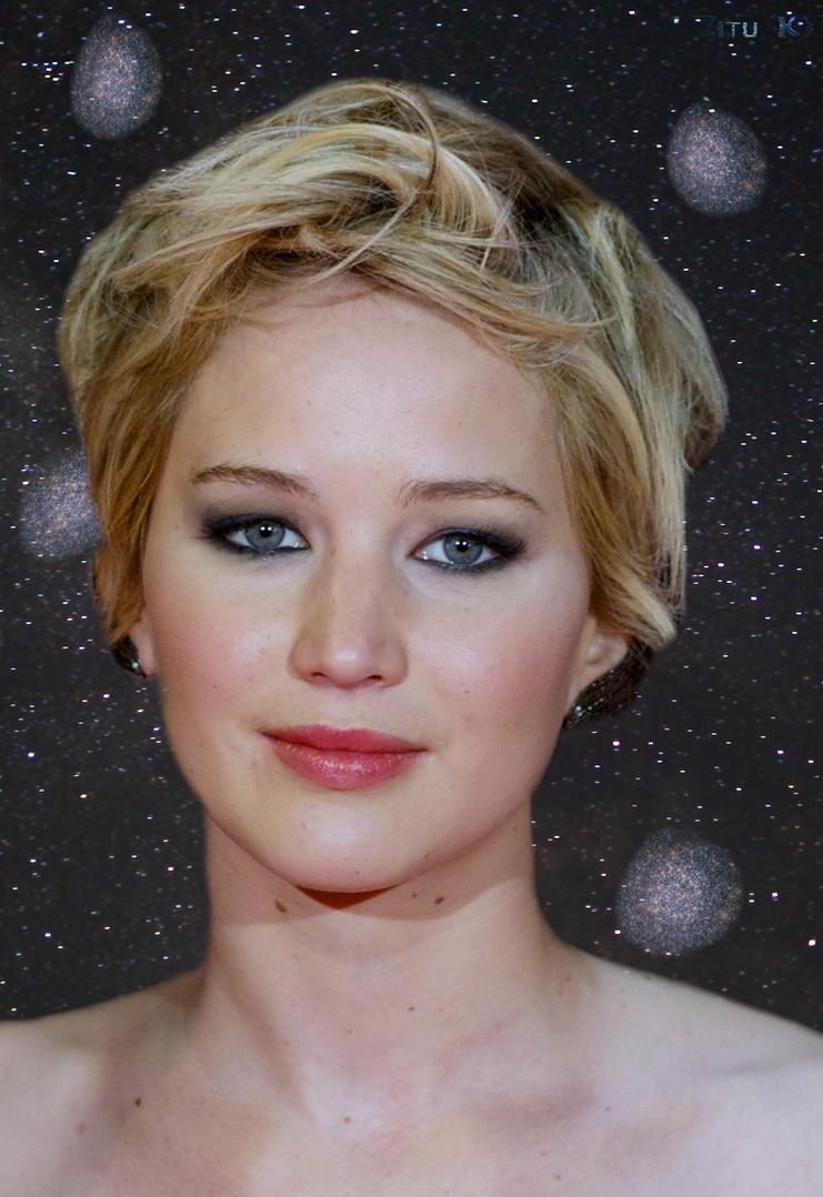 Growing Jennifer Lawrence (10 of 12) by ZituKX