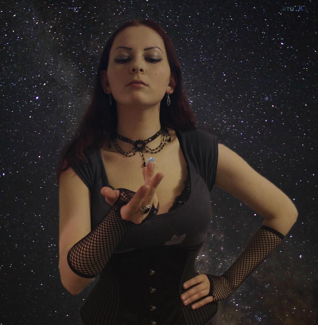Ultra Goddess Amarie Tinuviel by ZituKX