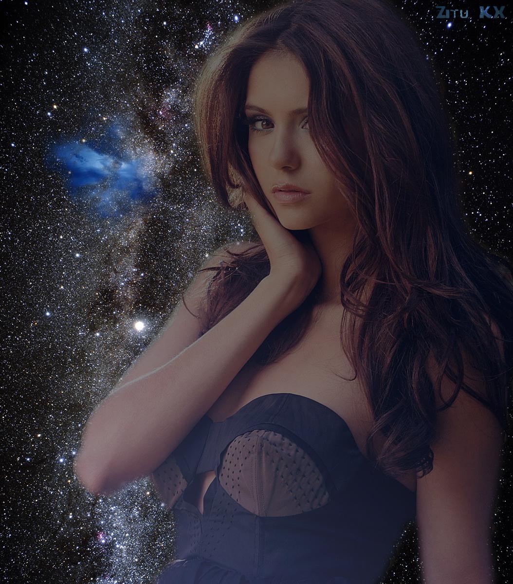 Goddess Nina Dobrev by ZituKX