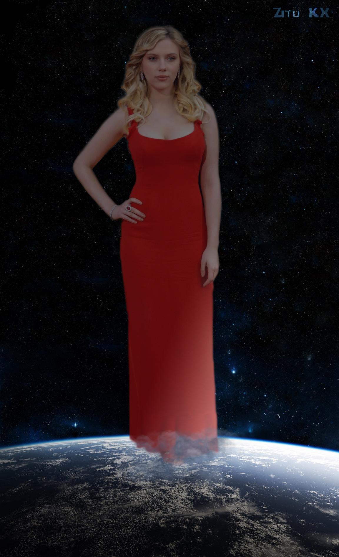 Giga Scarlett Johansson by ZituKX