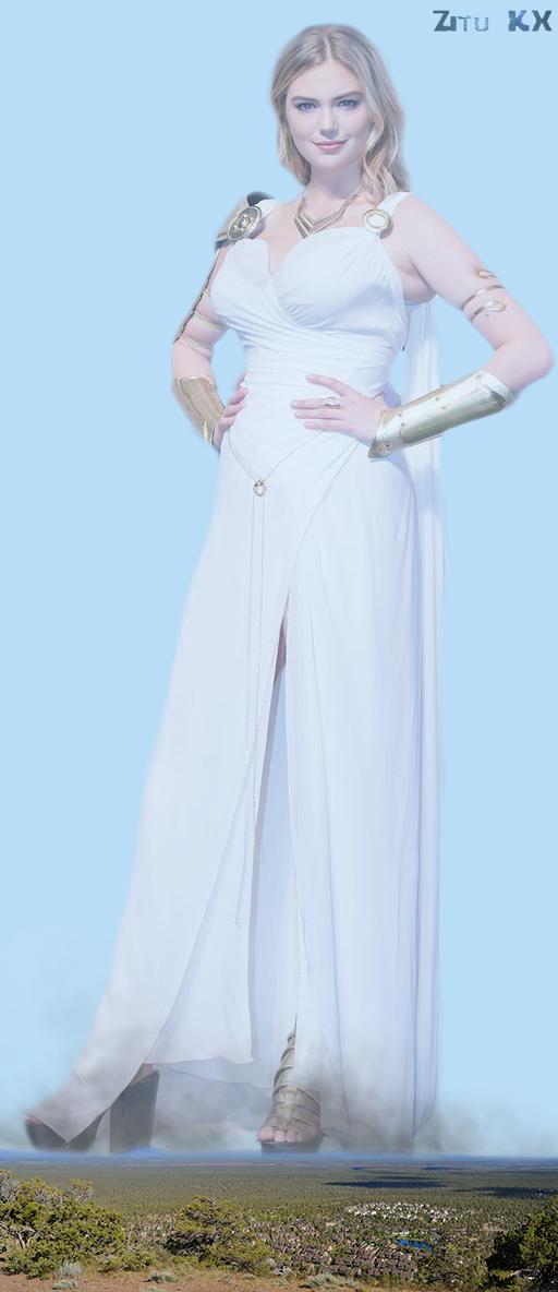Goddess Kate Upton by ZituKX