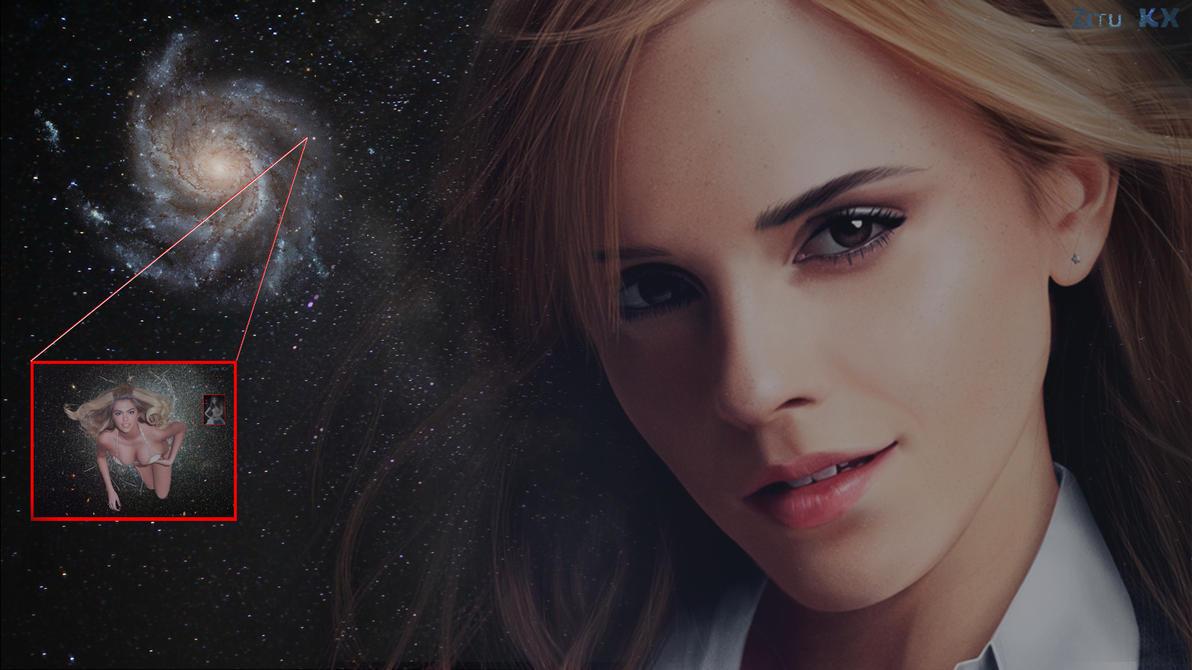 Apocalypse set July 2015 (6/8) Emma Watson by ZituKX