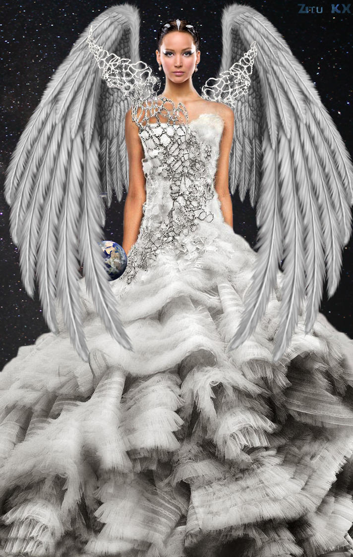 Under her wing by ZituKX