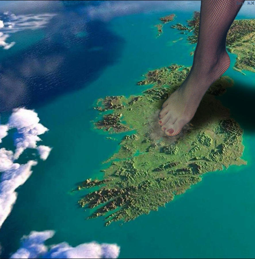 Crushing Ireland by ZituKX