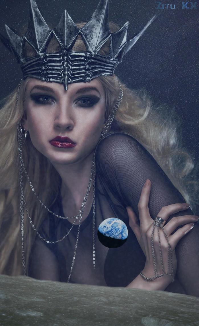 Goddess Ravenna 2/5 by ZituKX