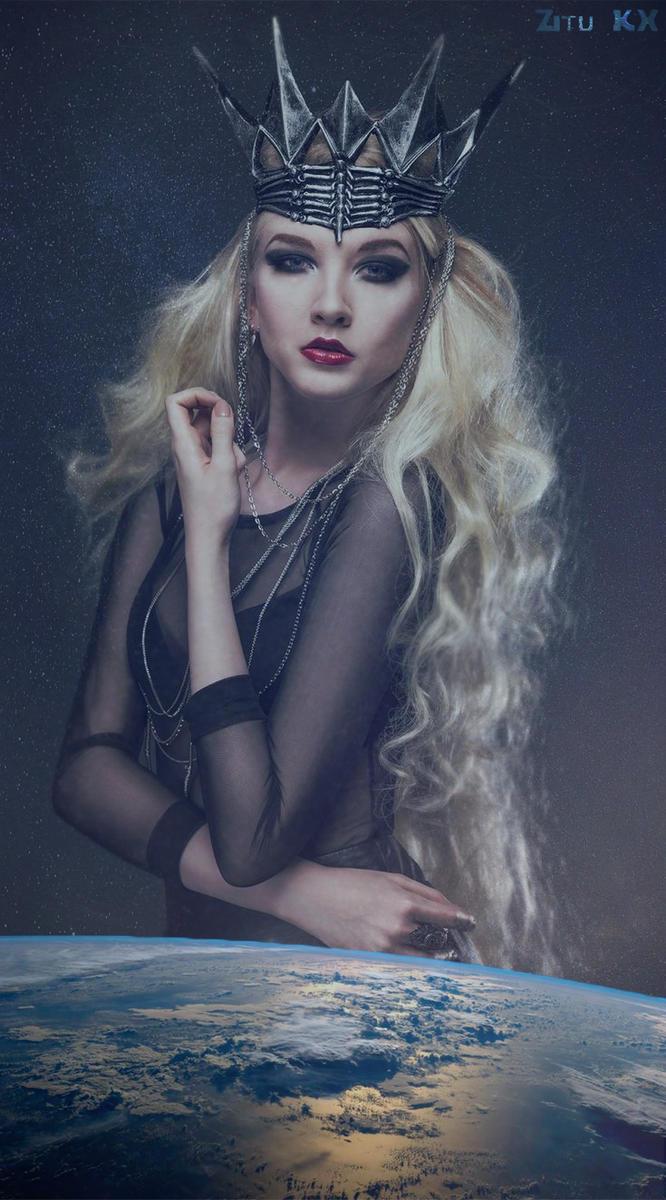 Goddess Ravena 1/5 by ZituKX