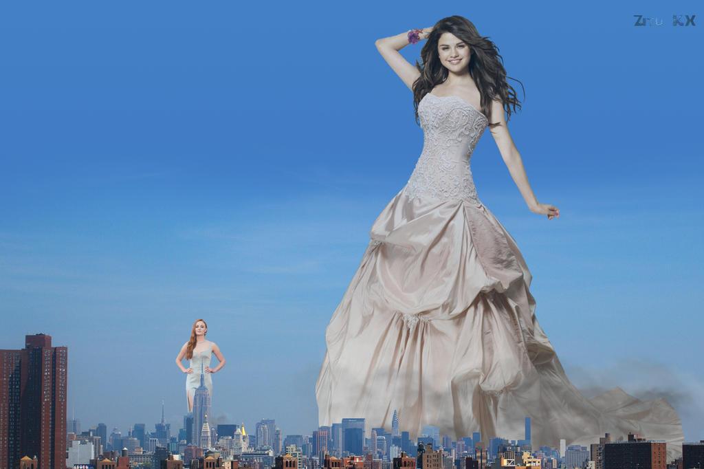 Apocalypse Set July 16 - Selena Gomez (2/8) by ZituKX