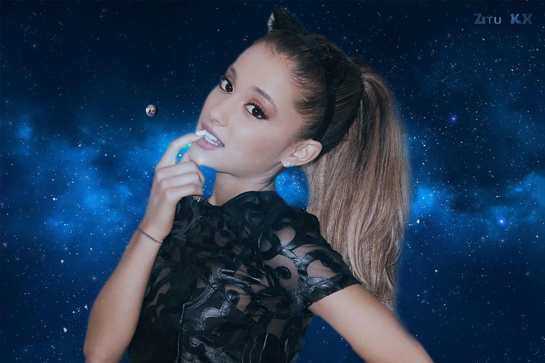 Apocalypse Set July 16 - Ariana Grande (5/8) by ZituKX