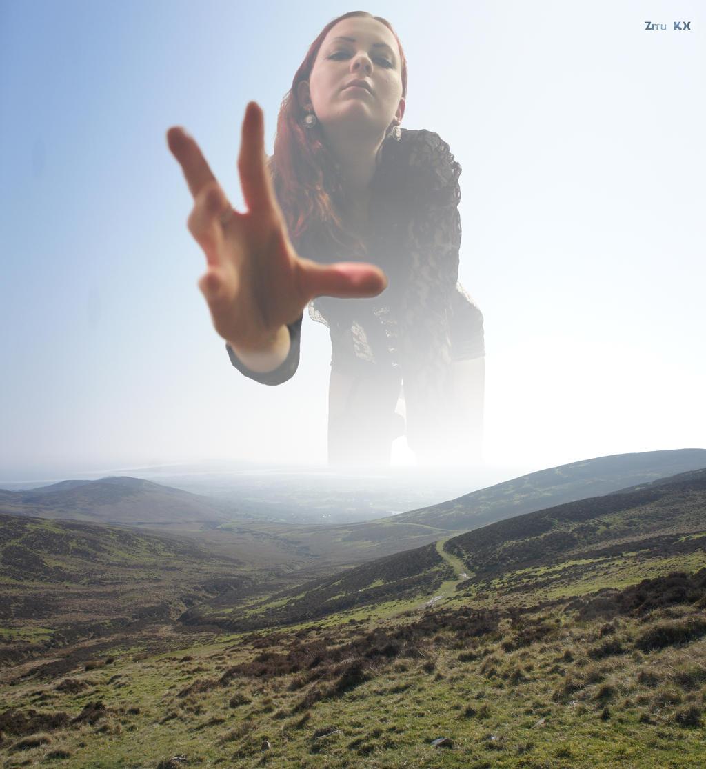 Hand of a Goddess by ZituKX