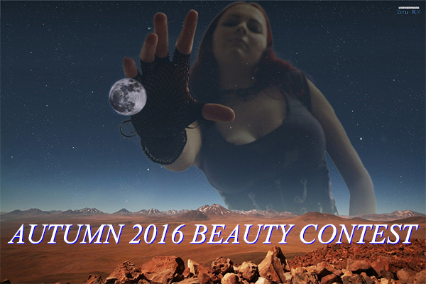 Autumn 2016 Beauty Contest by ZituKX
