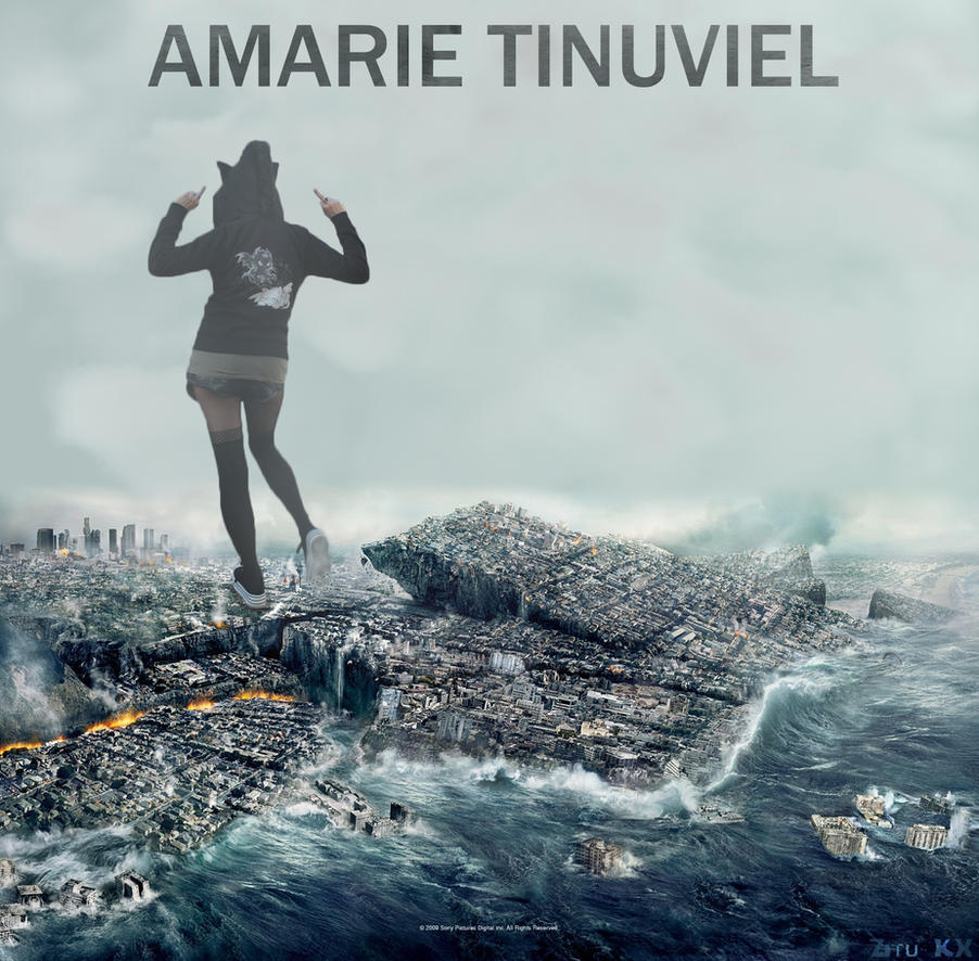 Amarie Tinuviel movie by ZituKX