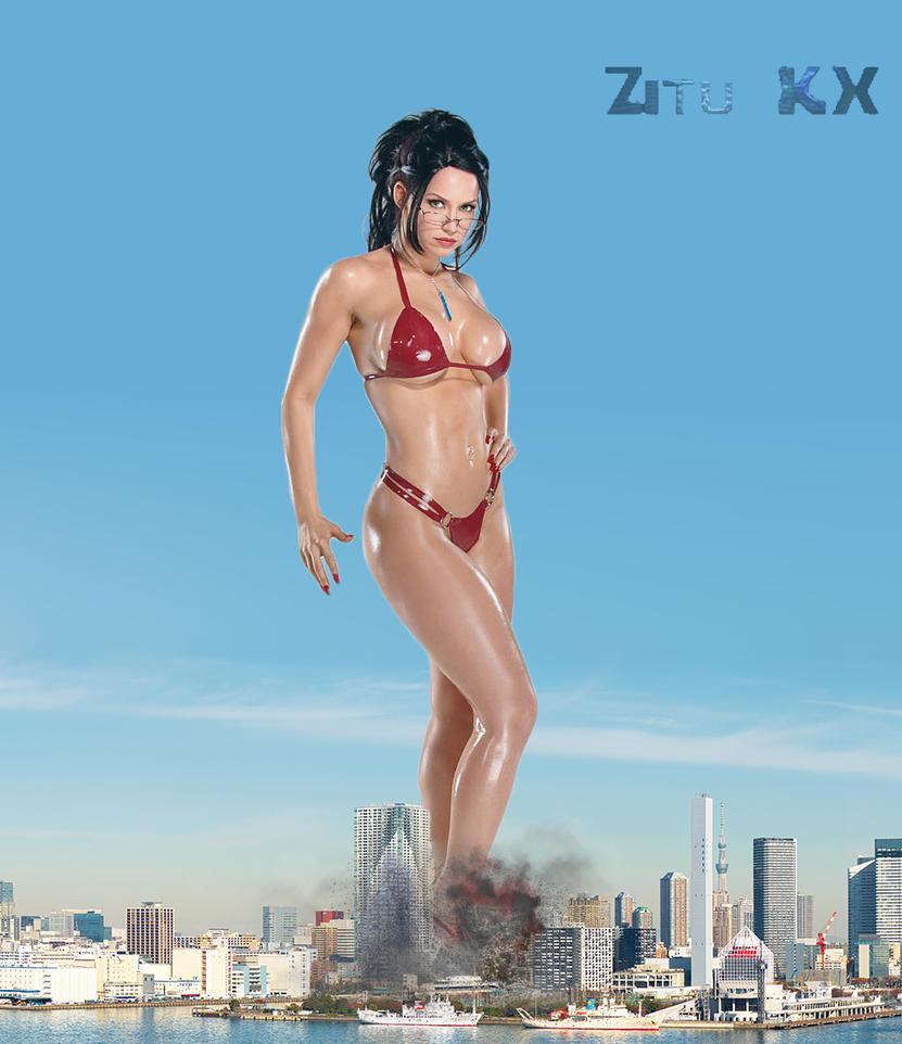 Growing Bianca Beauchamp 3/10 by ZituKX