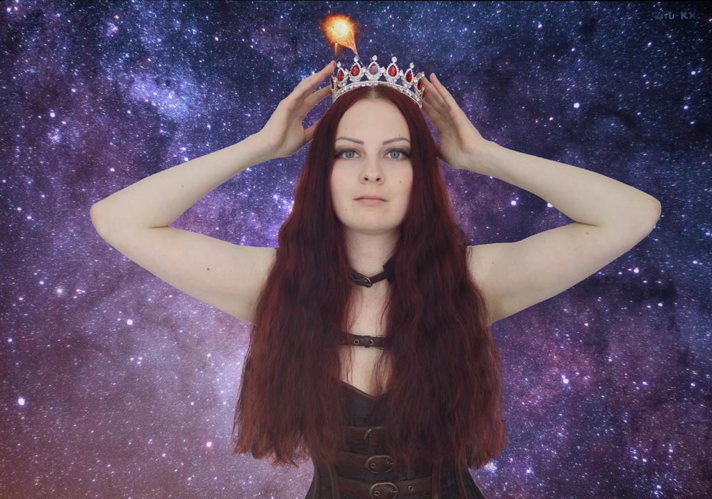 Growing Goddess of Apocalypse 8 by ZituKX