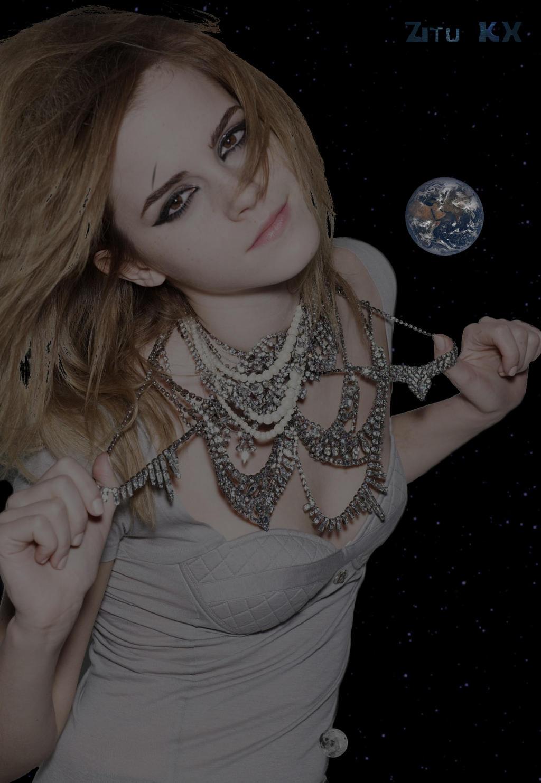 Growing Emma Watson 3/5 by ZituKX