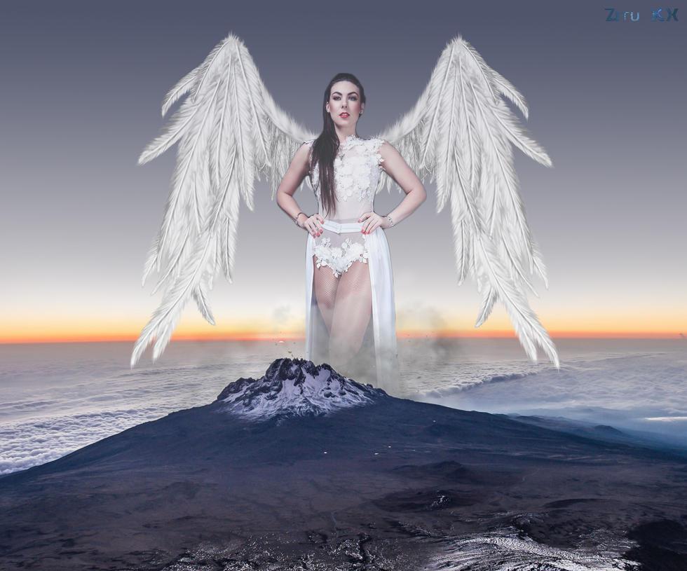 Angel Elize by ZituKX