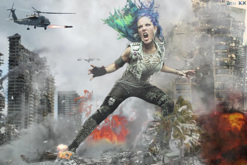 Hell breaks loose by ZituKX
