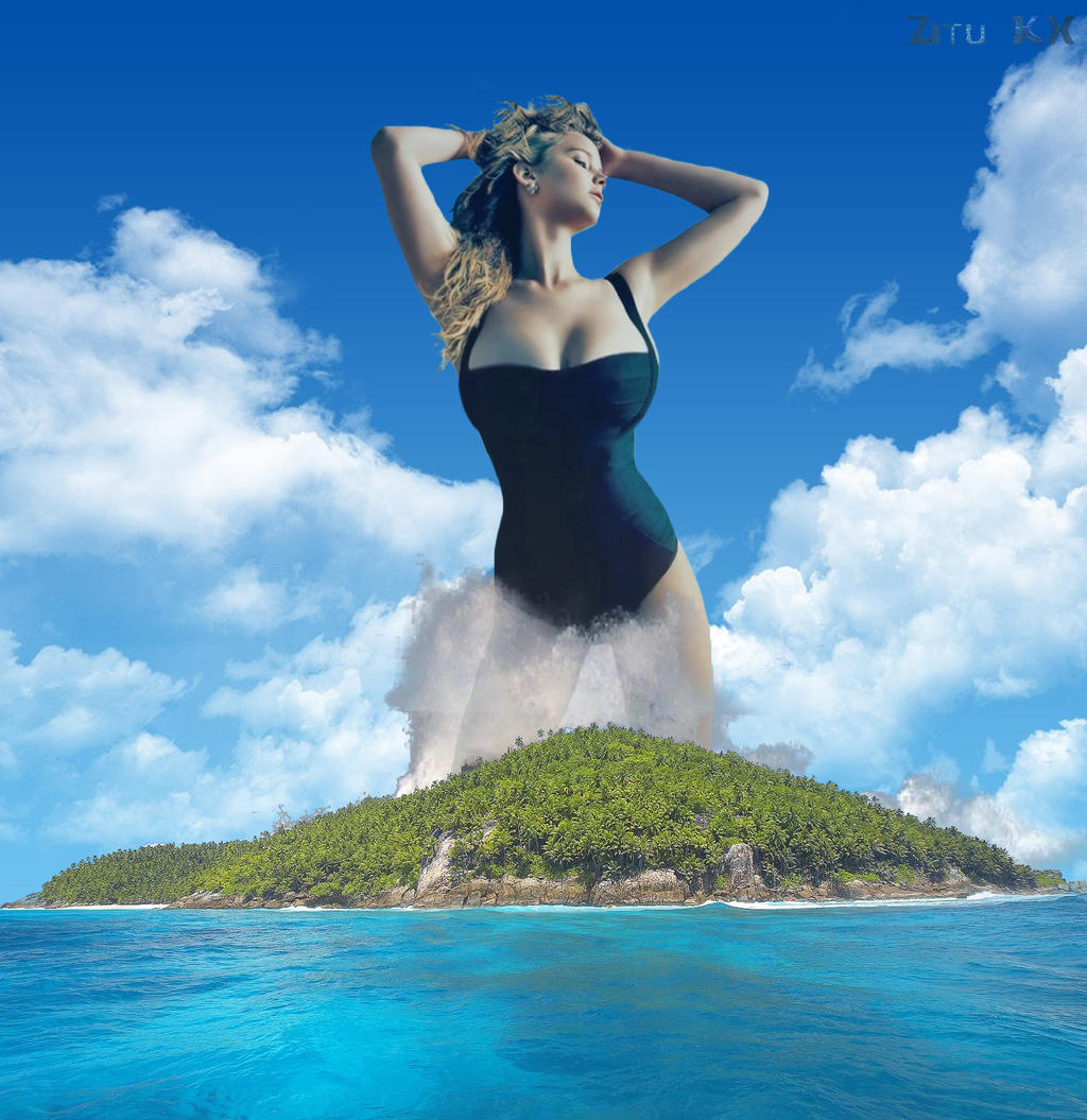 Jennifer's Island by ZituKX