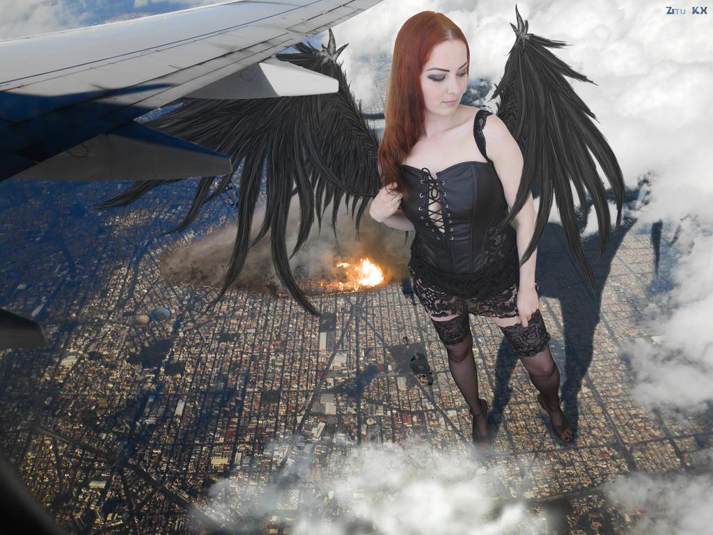 Mega Angel by ZituKX