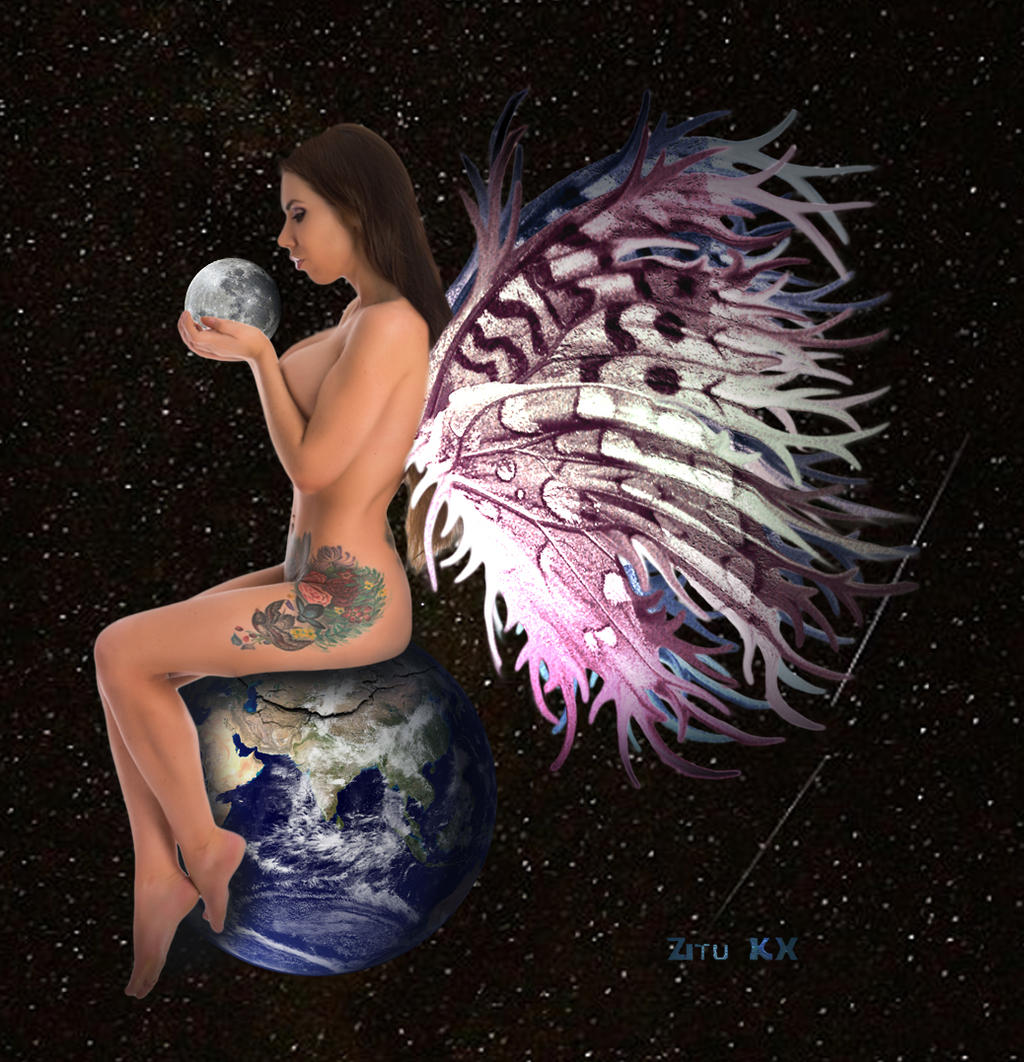 Fairy by ZituKX