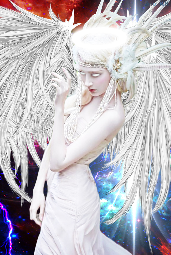 Necklaces of Power 12 - Omniversal Archangel by ZituKX