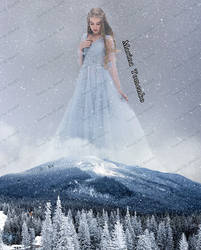 Mistress of Winter by ZituKX
