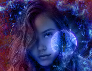 Cosmic Supremacy 6/6 by ZituKX