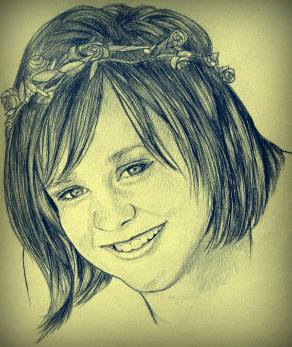 Miranda by katiedraws
