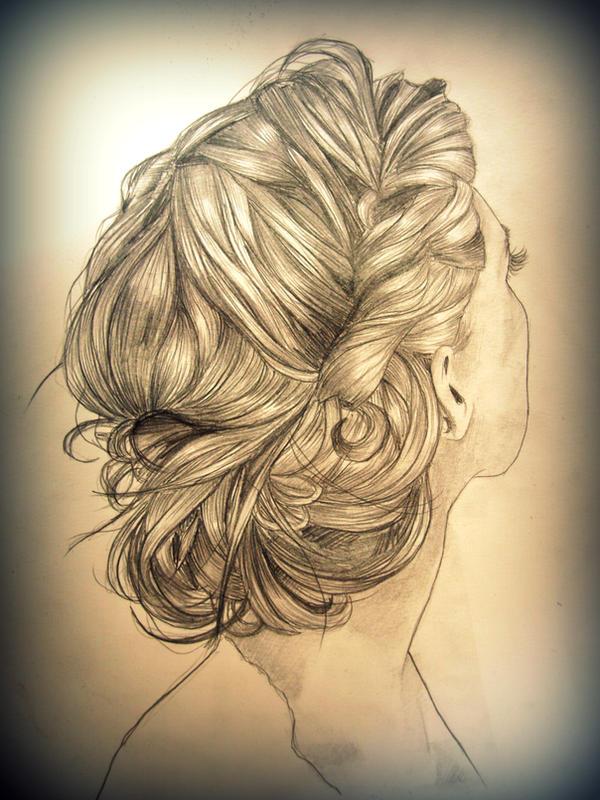 Braids by katiedraws