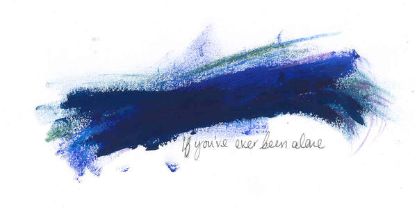 Dark Blue by katiedraws