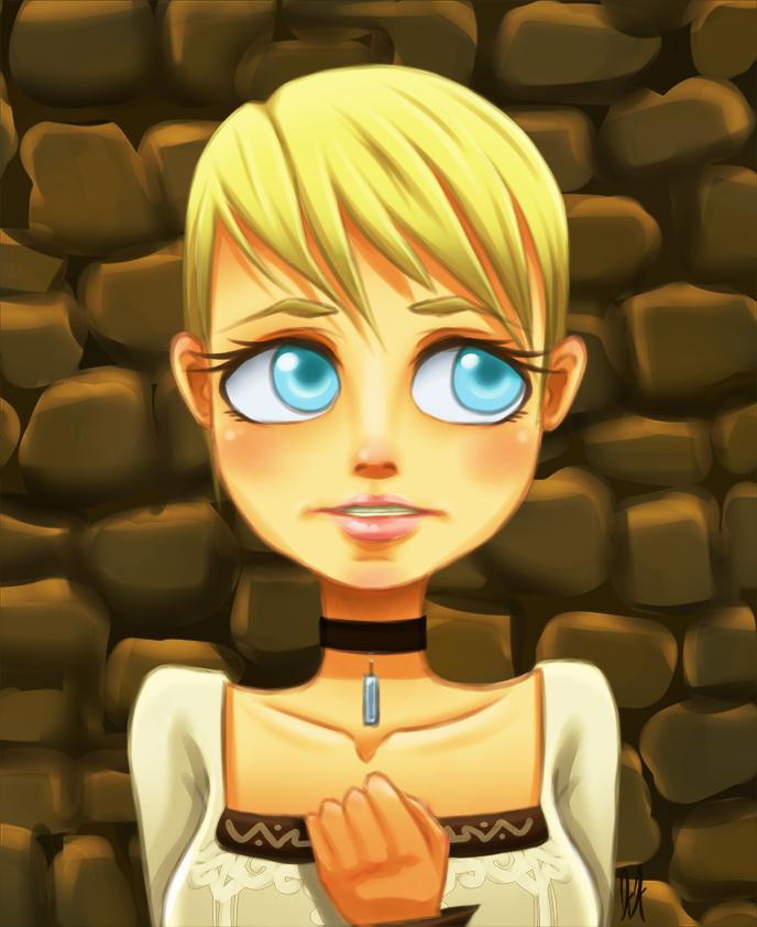 Fiona by keidakennedy