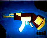 the golden gun by klflf