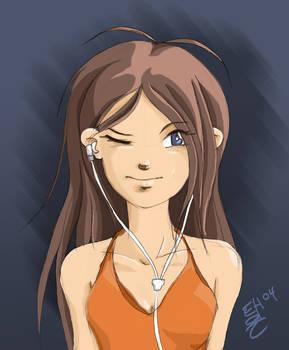 iPod Girl