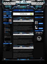 Clanpage: eQ.eSport by xdreamer