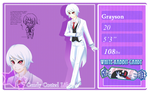 CandyCoatedLife: Grayson