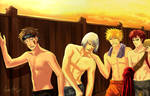 Naruto Com: After Practice