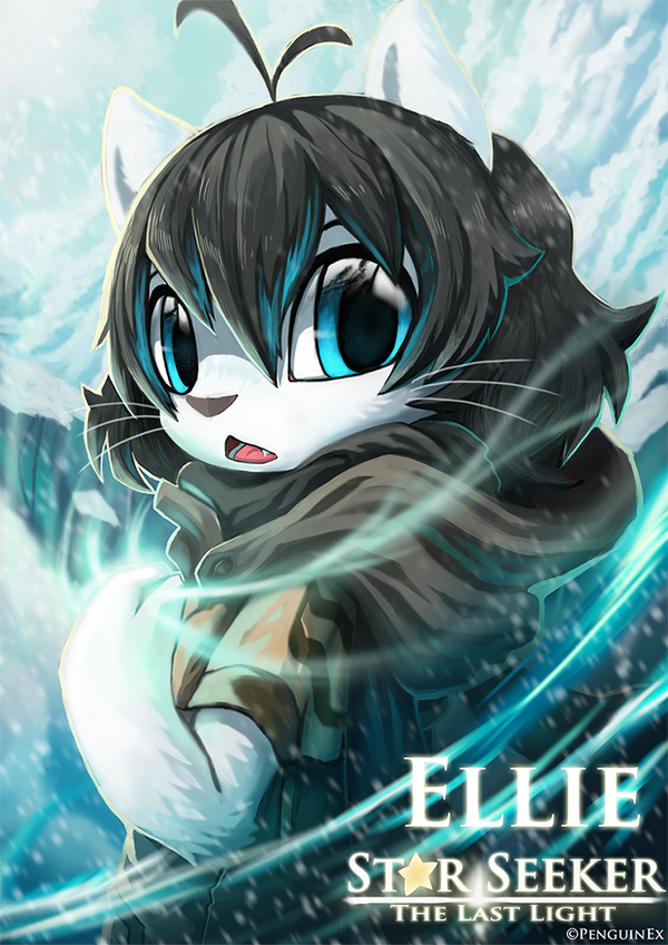 Ellie by PenguinEXperience