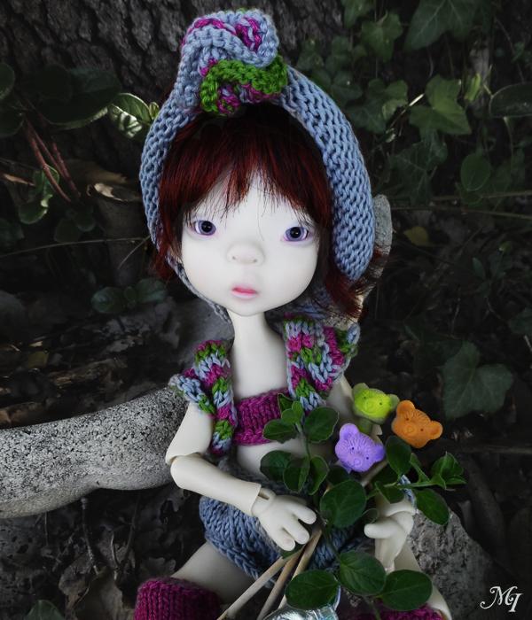 Nefer Kane dolls Alice by vallouise