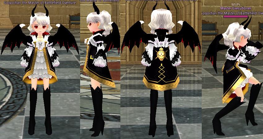 Halloween Mabinogi 2020 Mabinogi Outfit   Halloween Vampire Dress by Xtroo on DeviantArt