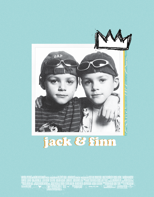 Jack and Finn by emliciousxx